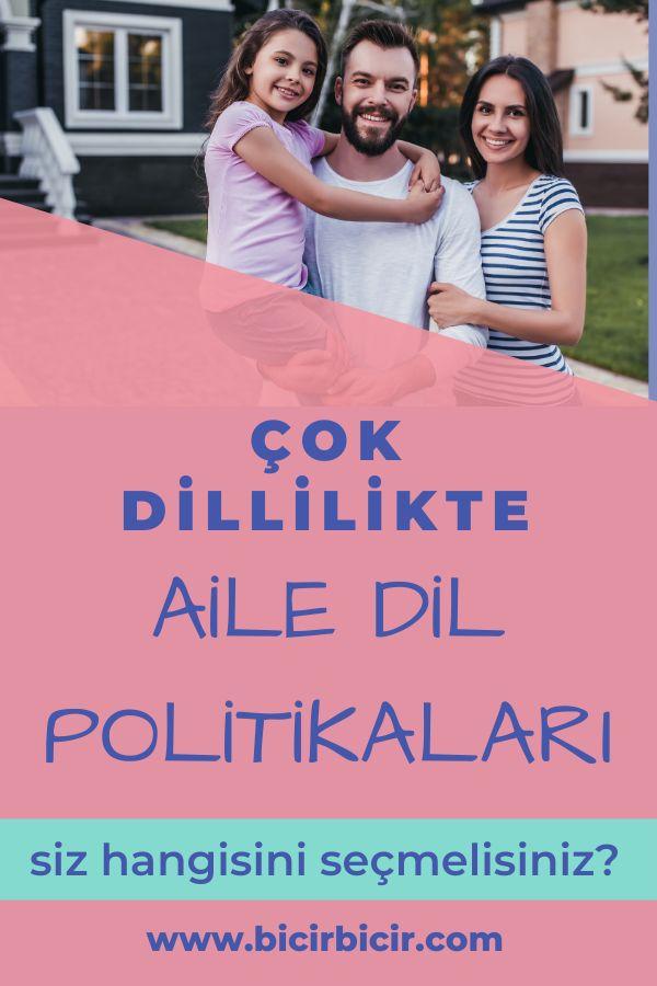 Çok dillilikte aile dil politikası seçimi nasıl yapılmalı? Bunun cevabı tamamen size bağlı.