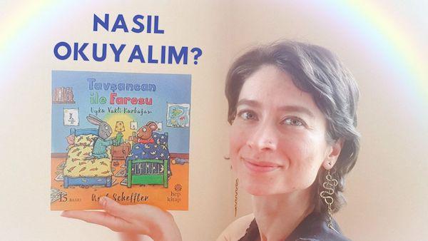 Tavşancan ile Faresu çocuk kitaplarını dil gelişimi için nasıl okuyalım